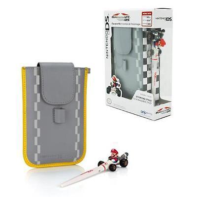 NEW Nintendo DS Lite DSi, 3DS Super Mario Kart Character Case Kit