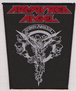 Armoured-Angel-Crucifiction-Patch-Slayer-Metallica-Megadeth-Exodus-Testament