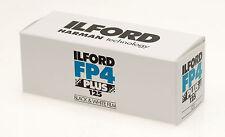 Pellicola medio formato Rullino BN bianco e nero Ilford FP4 Plus 125 120