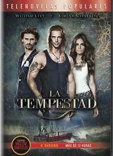 Telenovela La Tempestad William Levy DVD