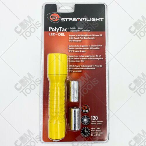 Streamlight 88853 polytac ® Tactique tenu à la main DEL lampe de poche