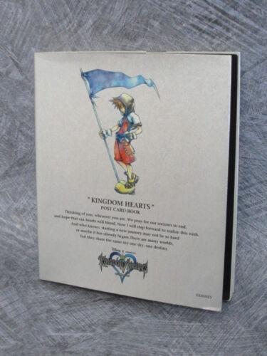 KINGDOM HEARTS Post Card Postcard Book Art Illustration DC76*