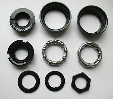 YST Professional Bottom Bracket Set 24TPI Bike Threaded Cotterless Bearings C2