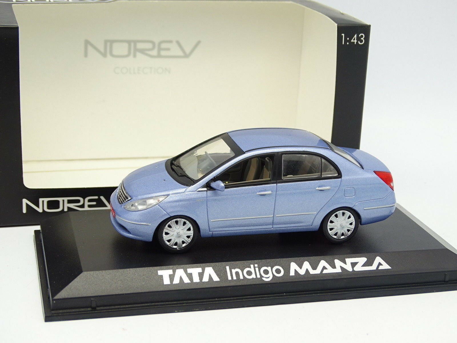 Norev 1 43 43 43 - Tata Indigo Manza blue a5b26c