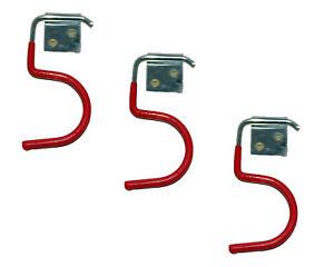 3-30-Stueck-Geraetehalter-Wandhaken-Geraetehalterung-halter-fuer-Besen-Harke-Stiel