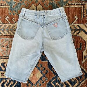 Vintage 80s Jeans Guess Georges Marciano 1050 Pantalones De Mezclilla Mujer Tamano De La Cintura 27 Ebay