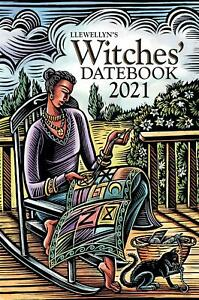 Llewellyn-039-s-2021-Witches-039-Datebook-by-Llewellyn-Publications