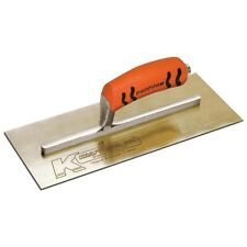 """Kraft Tool Stainless Steel Plaster Trowel 13"""" x 5"""" 20799"""