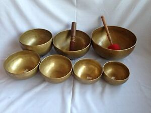 Chakra-Healing-Tibetan-Singing-Bowl-Set-of-7-Hand-Hammered-Himalayan-Meditations