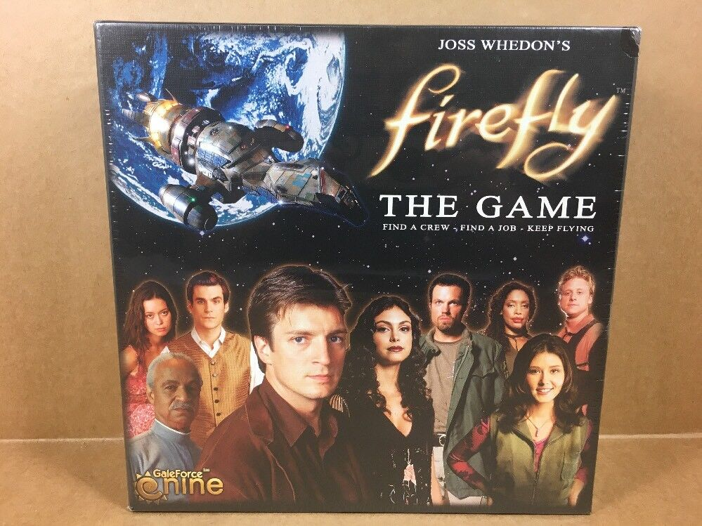 Joss Whedon 'Firefly  The Game-Neuf