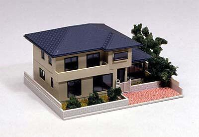Kato 23-403A 690 E. Liberty Street (House) (N scale)
