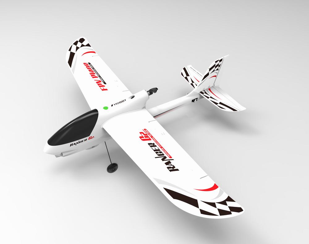 Volantex 1200mm Ranger G2 EPO FPV RC Plane PNP(NO  Radio, Battery)  servizio premuroso