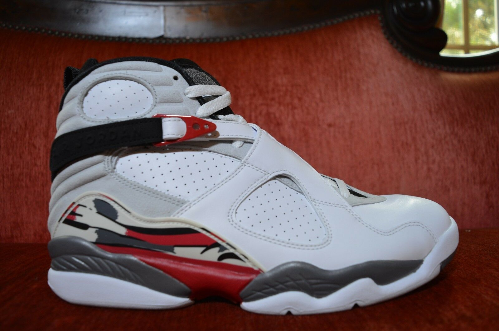 305381 103 Nike Air Jordan Collezione 8 VIII Countdown Pack Bugs Bunny Size 10.5
