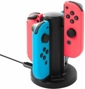 Joy-Con-Charger-for-Nintendo-Switch-4-in-1-Joy-Con-Charging-Dock-Station-LED