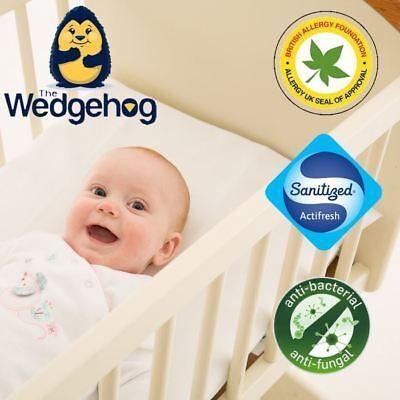 With Free Bundled Ebook Terrific Value Spirited Silpure Wedgehog® Deluxe 38cm Crib Reflux Wedge