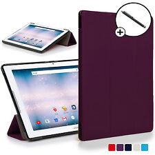 Avanguardia casi Viola pieghevole Smart Cover Acer Iconia One 10 B3-A30 STILO