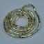 Metall-Schlange-flexibel-Armreif-Biegsam-Halskette-Snake-Kette-Armband-Halsreif 縮圖 21