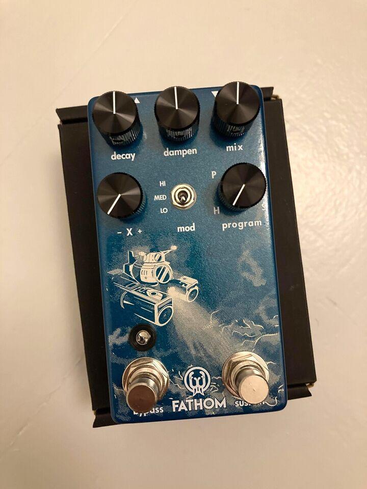 Reverb-pedal Walrus Audio Fathom