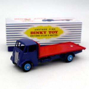 Atlas-Dinky-Toys-512-Camion-Llano-Marca-Plateau-GUY-Flat-TRUCK-Diecast-Models