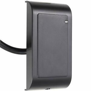 Details about Access Control RFID Wiegand 26 bit Reader for EM & HID Cards