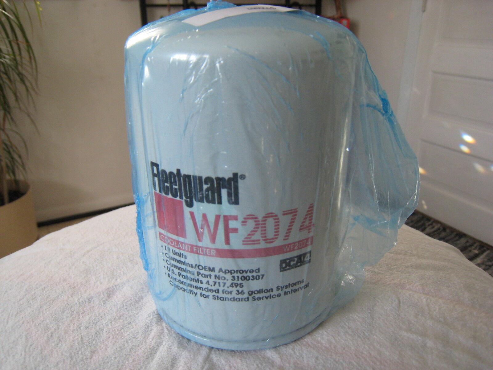 Fleetguard WF2074 filters