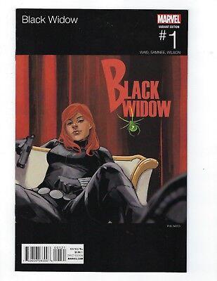 MARVEL COMICS HIP HOP VARIANT EDITION COVER 1ST PRINT! 2016 BLACK KNIGHT #1