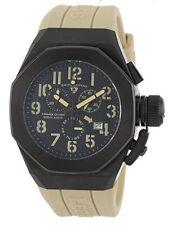 Swiss Legend 10542-BB-01-CMA Trimix Diver Black Chronograph Watch Black NIB