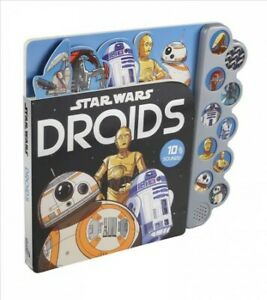 Droids-Hardcover-by-Harper-Benjamin-Brand-New-Free-shipping-in-the-US