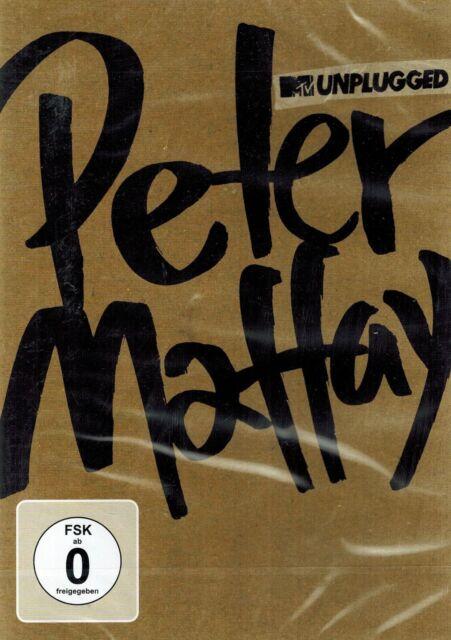 DOPPEL-DVD NEU/OVP - Peter Maffay - MTV Unplugged