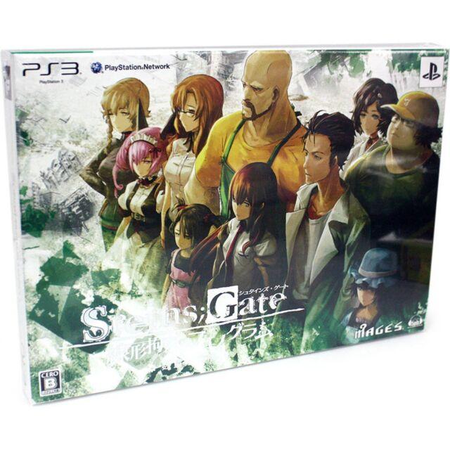 Used PS3 Steins Gate Fenoguramu  SONY PLAYSTATION 3 JAPAN JAPANESE IMPORT