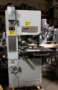 Details about MSC Vertical Band Saw (Inv  39223)