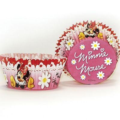 Disney Minnie Mouse Cupcake Fairy Cup Cake Bun Cases Party Decoration 995248