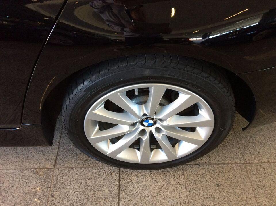 BMW 520d 2,0 Touring aut. Diesel aut. modelår 2015 km 63000