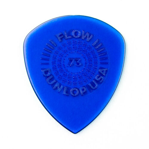 Dunlop 549P.73 Flow Standard Grip Guitar Picks - 6pk - .73mm
