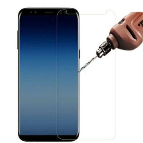 Lámina de tanques Samsung Galaxy j6-plus 2018 con 6,0 tempered Glass 0h protección-Glas