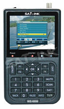 SATLINK WS 6906 Satfinder DVB-S Deutsch Handbuch Sat Messgerät DVBS Digital