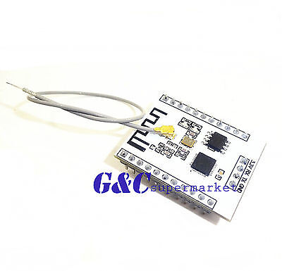 5pcs ESP8266 Serial Port Send Receive IO Lead Out WIFI Wireless ESP-201 M97 new