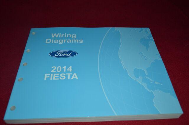 2014 Ford Fiesta Dealer Wiring Diagrams Manual Mmpa