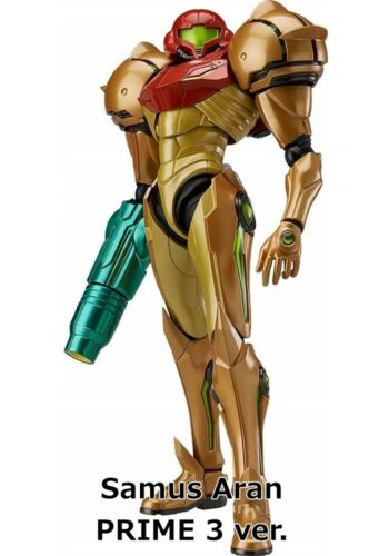 figma Samus Aran from game METROID Othe M PRIME 3 actionfigure GoodSmileCompany