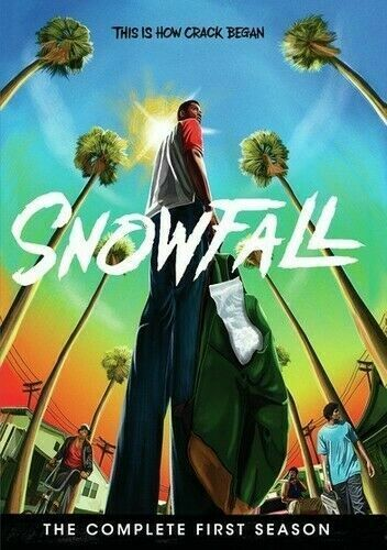 Snowfall Tv Series Complete First Season 1 Dvd For Sale Online Ebay