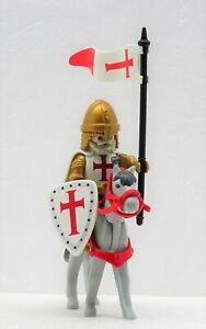 Knight Templar Figurine - Crusader on Horse | www.figuren-shop.de | 300x188