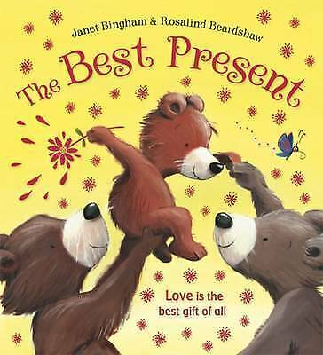 """""""AS NEW"""" The Best Present, Bingham, Janet, Book"""
