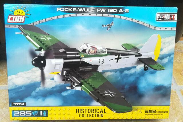 cobi-5704 Focke Wulf FW 190 A8 NEU OVP