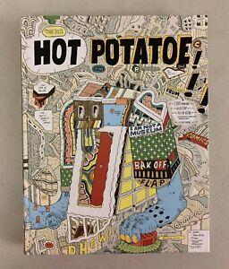 Marc-Bell-039-s-Hot-Potatoe-Fine-Ahtwerks-2001-2008-Hardcover