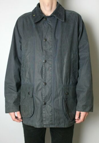 Vintage Barbour Men's Bedale Wax Coat Jacket C44/1