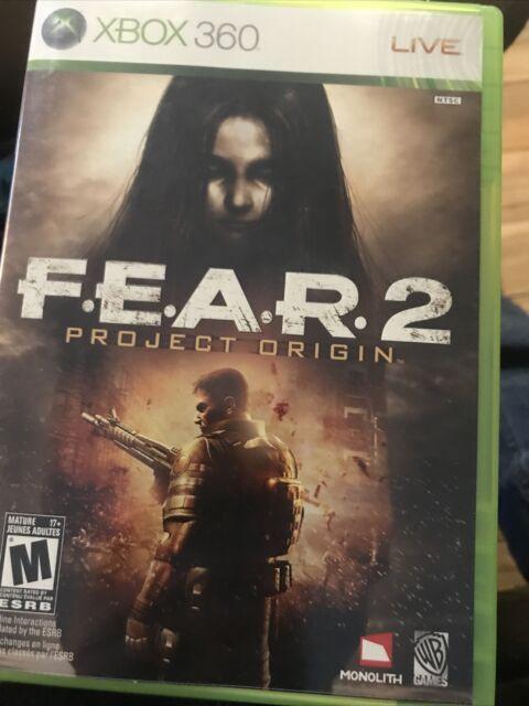 XBox 360 Video Game: Fear 2 Project Origin