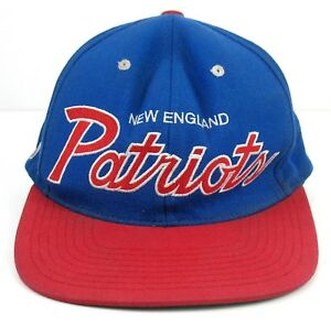 Image is loading New-England-Patriots-Baseball-Cap-Embroidered-Snapback- Mitchell- fb1704a2c7f