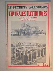 Les-centrales-electriques-Simon-Bertrand-Secret-des-machines-n-8-1932-Beigue