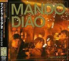 MANDO DIAO Hurricane Bar JAPAN CD BONUS UNRELEASE&VIDEO