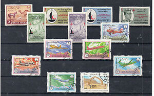 Middle East Stamps 100% Quality Afganistan Valores Del Año 1961-84 cq-702